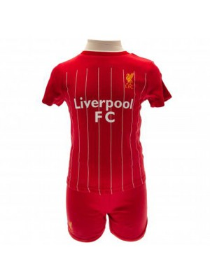 Liverpool FC Shirt & Short Set 2/3 Years PS