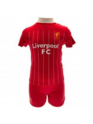 Liverpool FC Shirt & Short Set 18/23 Months PS