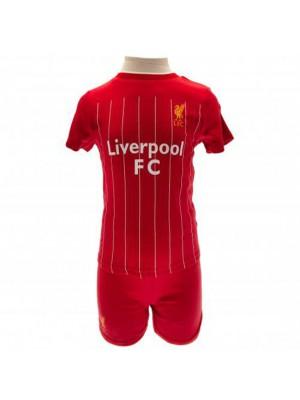 Liverpool FC Shirt & Short Set 9/12 Months PS