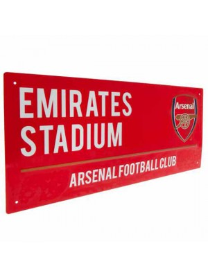 Arsenal FC Street Sign RD