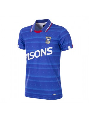 Ipswich Town FC 1991 - 92 Short Sleeve Retro Football Shirt