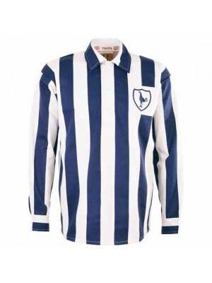 Tottenham Hotspur 1953-55 Away Retro Football Shirt