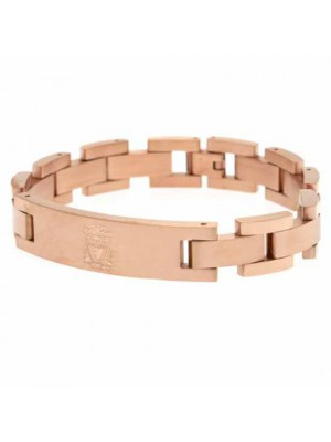 Liverpool FC Rose Gold Plated Bracelet