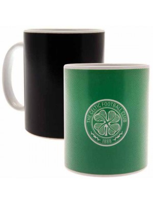 Celtic FC Heat Changing Mug