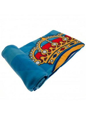 Real Madrid FC Fleece Blanket XL