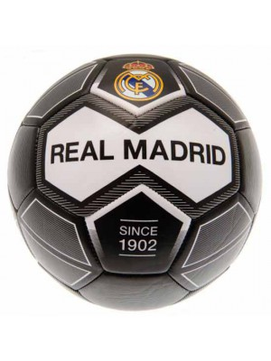 Real Madrid FC Football BW