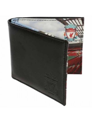 Liverpool FC Stadium Leather Wallet