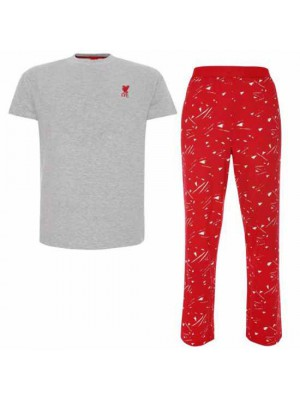 Liverpool FC Pyjama Set Mens S
