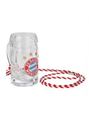 FC Bayern Munchen Schnapps Mug Logo