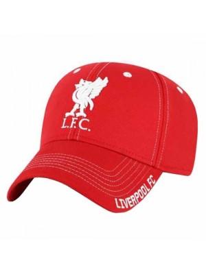Liverpool FC Cap Elijah Red