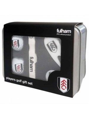 Fulham FC Players Golf Gift Set