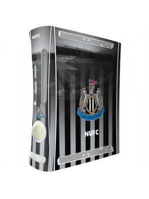 Newcastle United FC Xbox 360 Console Skin