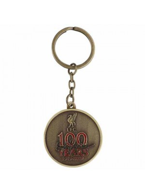 Liverpool FC Keyring Paisley 100