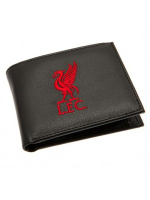 Liverpool FC Embroidered Wallet