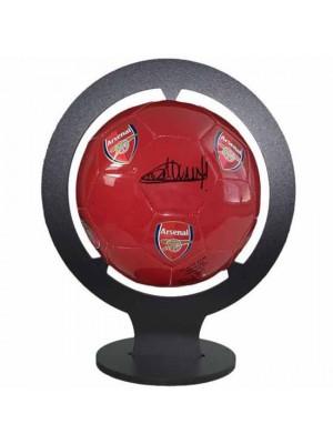 Arsenal FC Henry Signed Football Framed