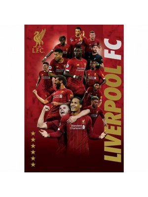 Liverpool FC Poster Mane 36