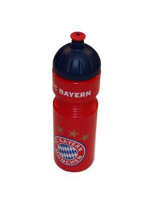 FC Bayern water bottle - plastic