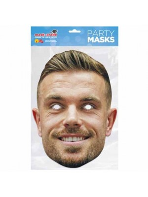 Liverpool FC Jordan Henderson Mask