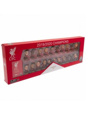 Liverpool FC SoccerStarz League Champions 21 Player Team Pack