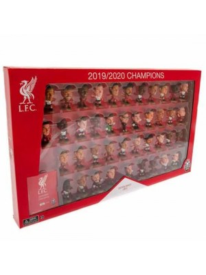 Liverpool FC SoccerStarz League Champions 41 Player Team Pack