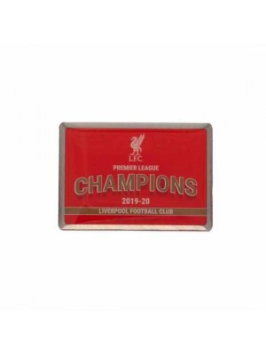Liverpool FC Premier League Champions Badge
