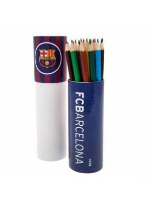 FC Barcelona Colouring Pencil Tube