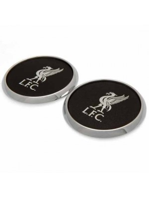 Liverpool FC 2 Pack Premium Coaster Set