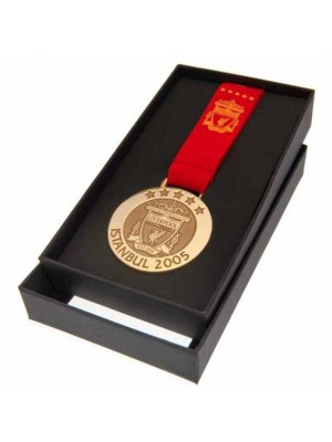 Liverpool FC Istanbul 05 Replica Medal