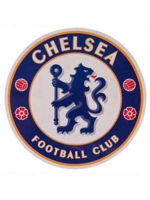 Chelsea FC Big Crest Circular Sticker