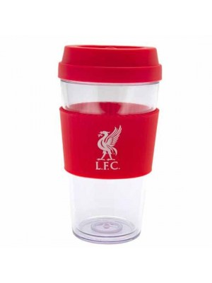 Liverpool FC Clear Grip Travel Mug LB