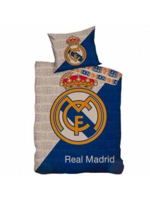 Real Madrid FC Single Duvet Set CR