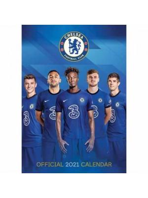 Chelsea FC Calendar 2021
