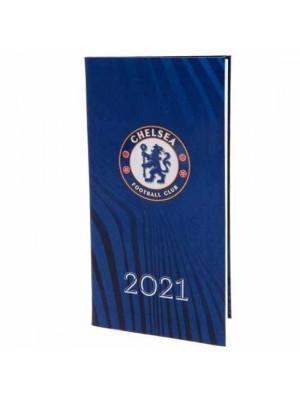 Chelsea FC Pocket Diary 2021