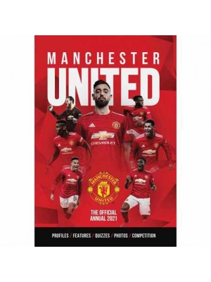 Manchester United FC Annual 2021