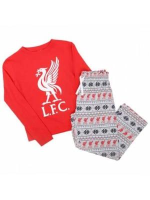 Liverpool FC Baby Pyjama Set 0/3 Months