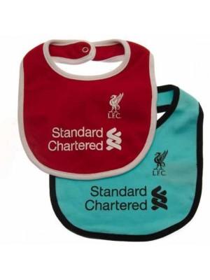 Liverpool FC 2 Pack Bibs GR