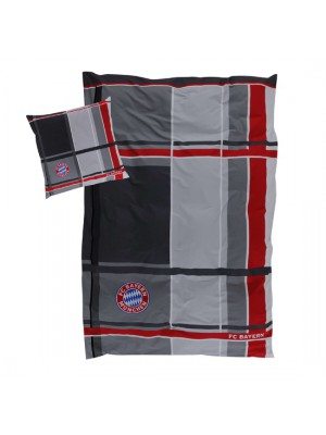 FC Bayern Munchen Bedding Cheked