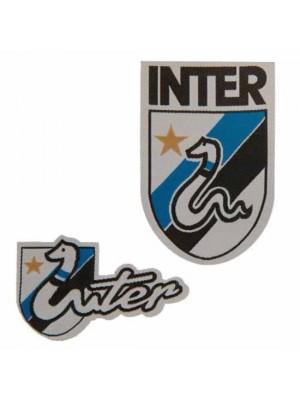 FC Inter Milan Twin Patch Set RT