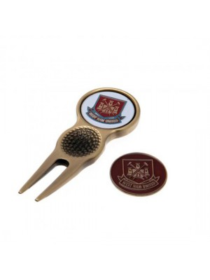 West Ham United FC Divot Tool & Marker CT