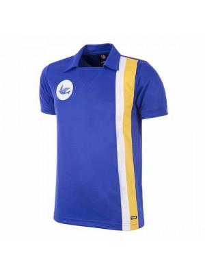Cardiff City FC 1976 - 77 Retro Football Shirt