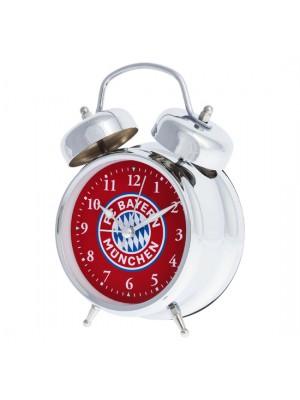 FC Bayern Munchen Sound Clock Retro