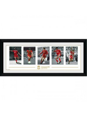 Liverpool FC Picture Legends 30 x 12