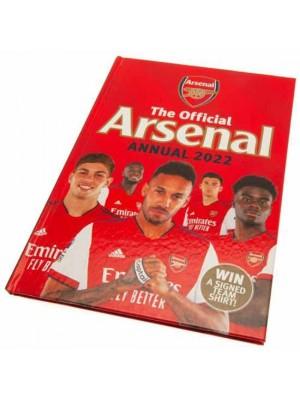 Arsenal FC Annual 2022