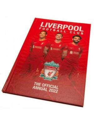 Liverpool FC Annual 2022