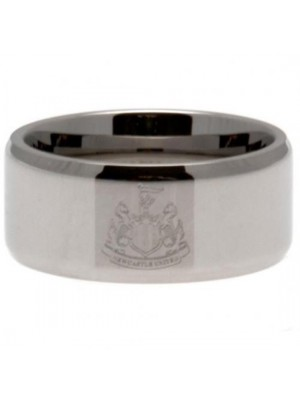 Newcastle United FC Band Ring Large