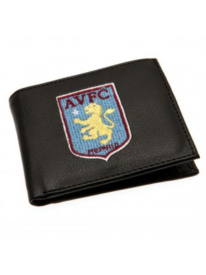Aston Villa FC Embroidered Wallet