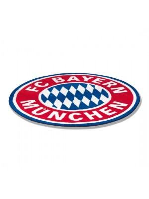 FC Bayern Munchen Carpet Logo
