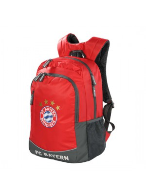 FC Bayern Munchen Backpack red