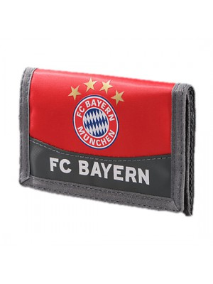 FC Bayern wallet - red