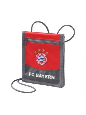FC Bayern Munchen Neck Pouch red